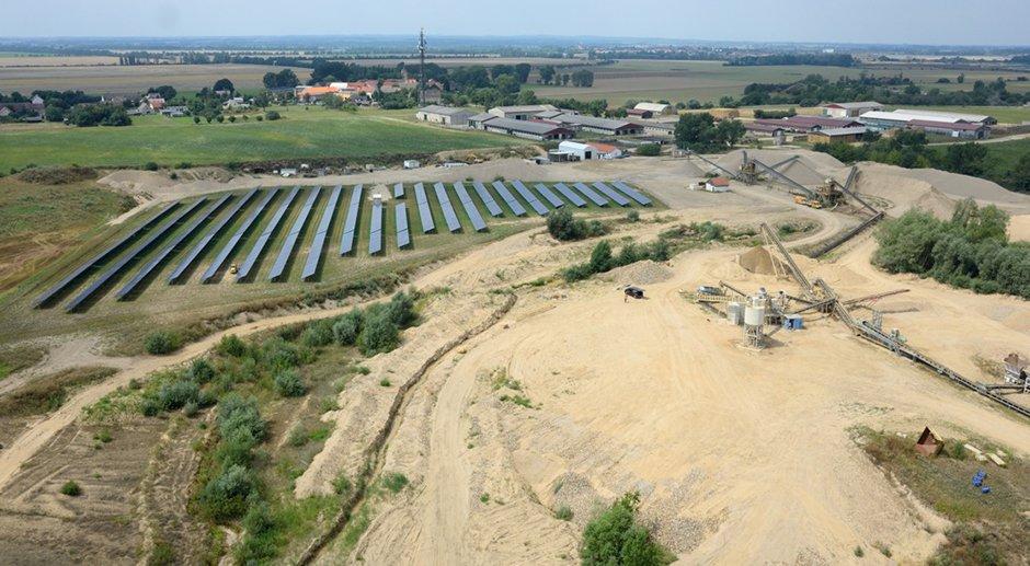 Elektrownia słoneczna Altenau