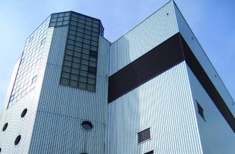 Neubau Biomasseheizkraftwerk Sandreuth