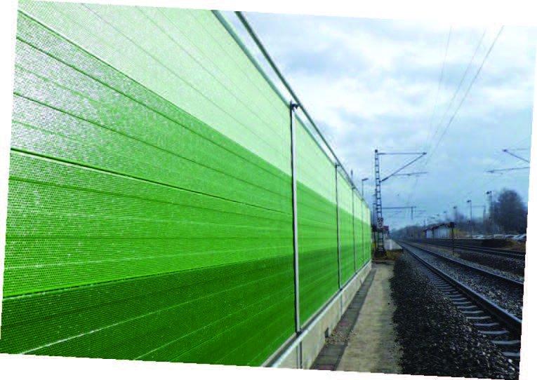 Lärmsanierung an Schienenwegen des Bundes