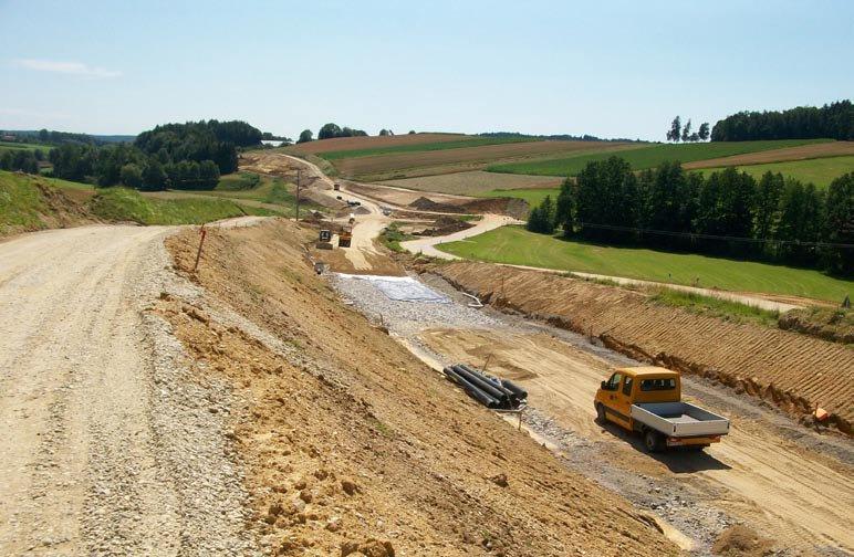 Staatsstraße 2109: Ausbau südlich Waldhof (BA II)