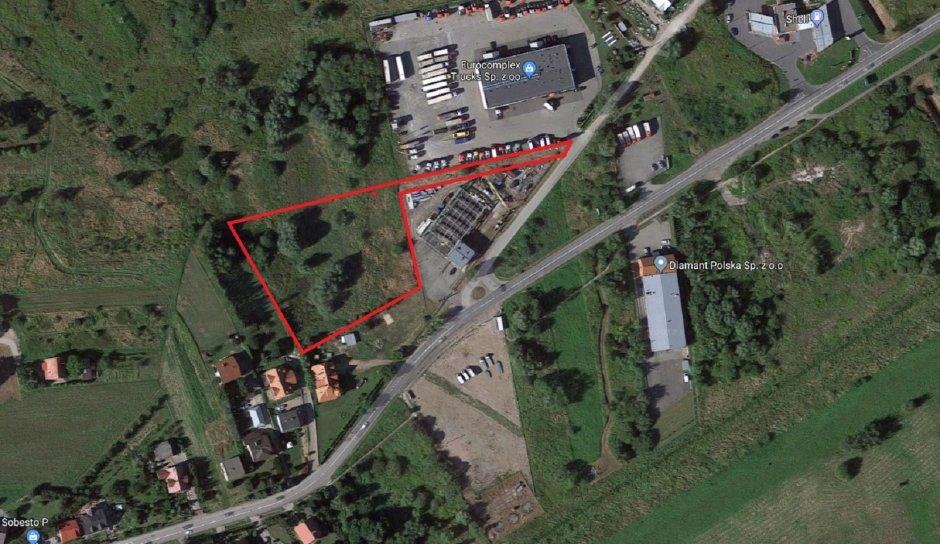 Gewerbeindustriefläche in Piekary, Polen