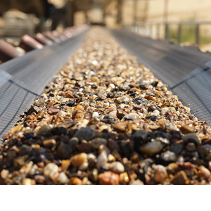 Simply gravel – but not just any!